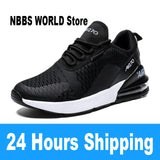 Men's Casual Sneaker Air Cushion Mesh Fashion-design Summer Sport Soft-soled for Travel Running Working Male Lightweight Shoes