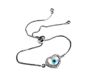 Adjustable Bracelet eye design