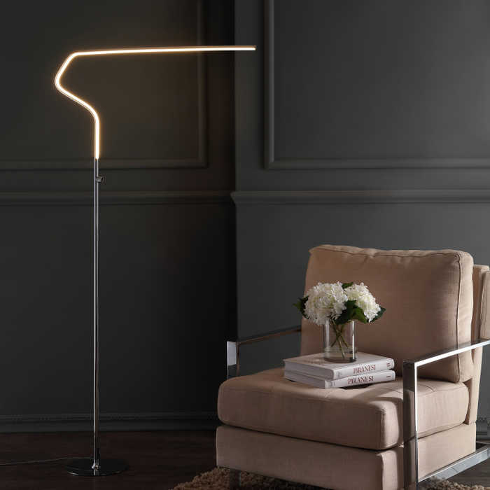 Integrated LED Standing Lamp