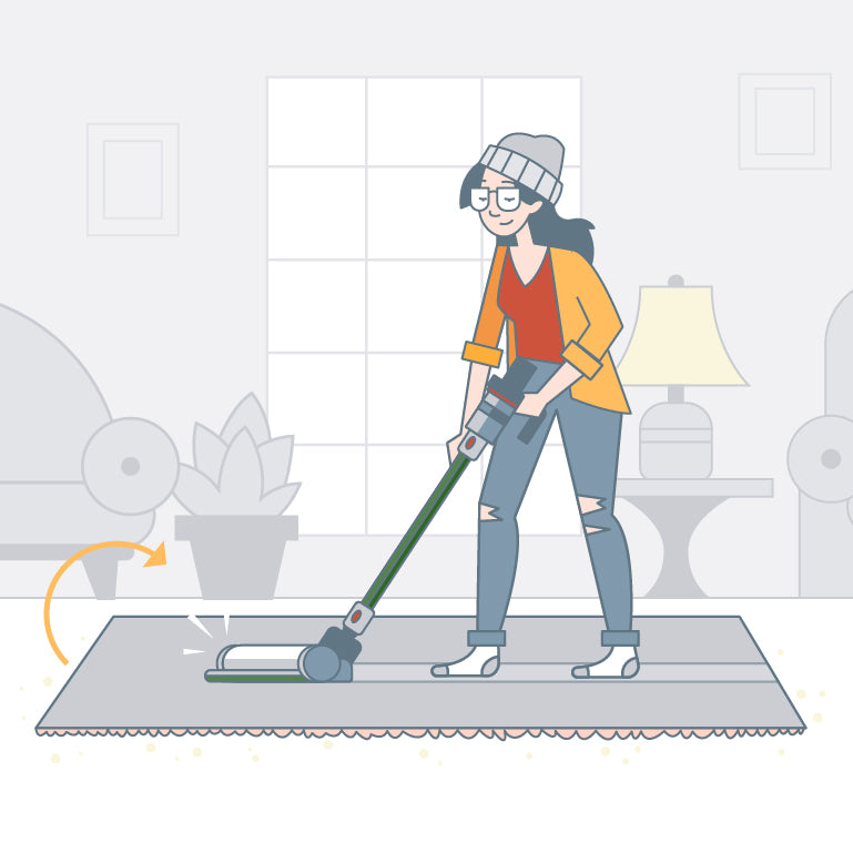 DIY Guide - How to clean area rugs