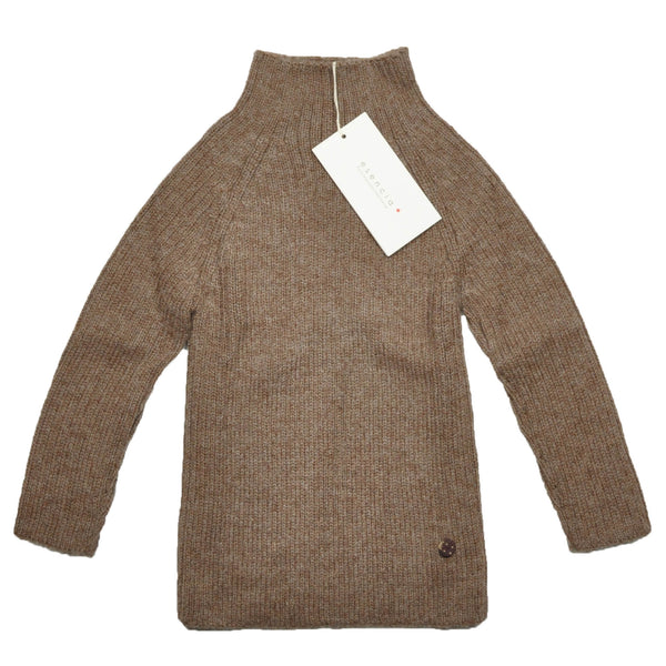 Chokobrun rib sweater