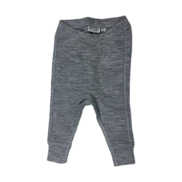 Babyleggings i ren uld