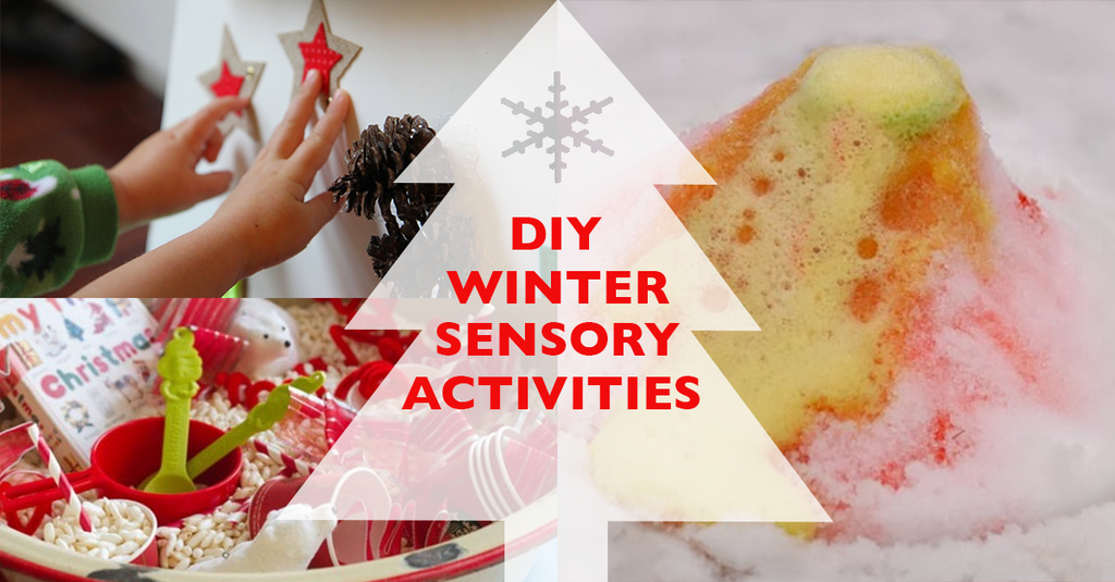 DIY Winter Sensory Activities for Babies