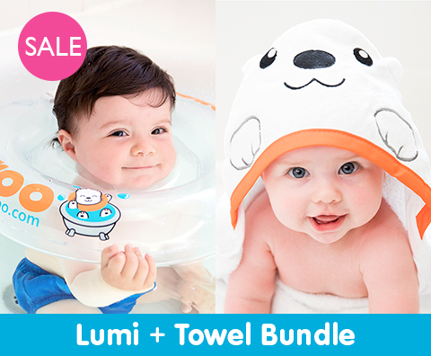 [Bundle] Lumi + Cradling Towel