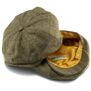 Baker Boy Tweed Cap - Urban