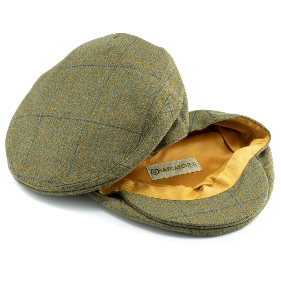 Tweed Cap - Yorkshire