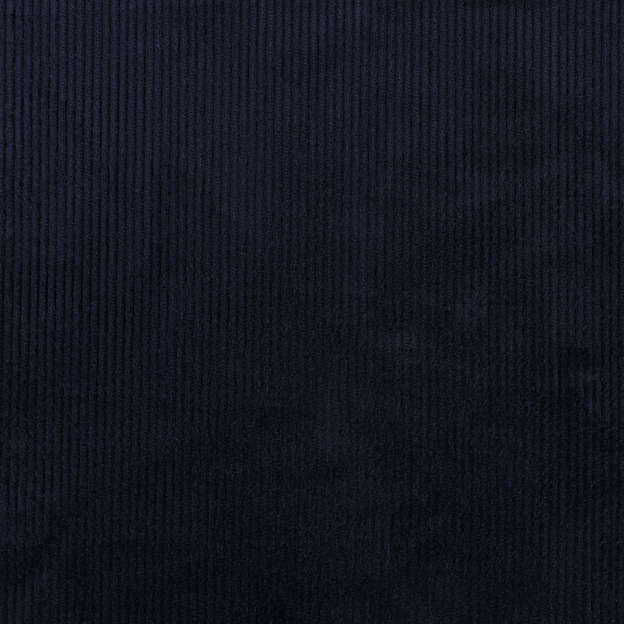 Navy Cotton Corduroy