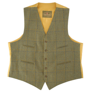 Yorkshire Tweed Hand Tailored Waistcoat