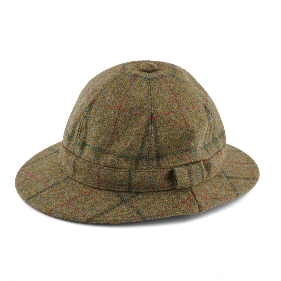 COVERDALE TWEED DEERSTALKER