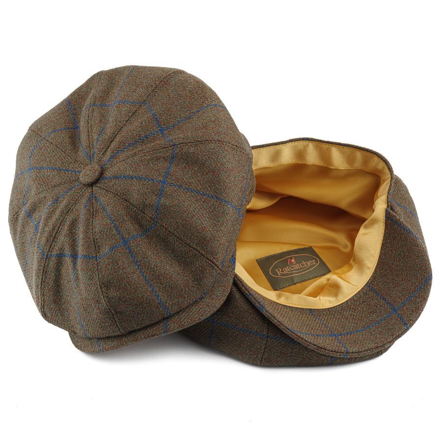 Baker Boy Cap - Swaledale Tweed