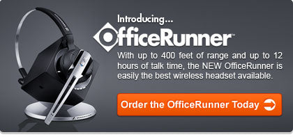 Introducing the OfficeRunner - Order yours today!