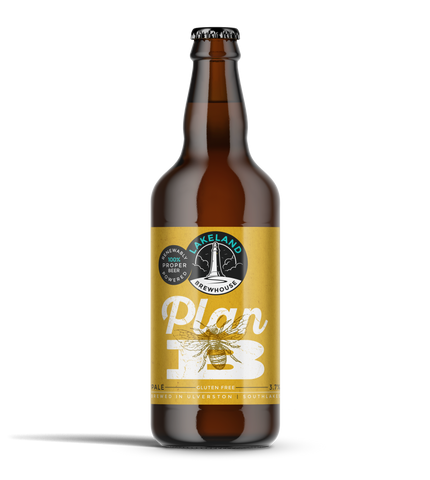 Lakeland Brewhouse Plan B 3.7% ABV 12 x 500ML Bottle
