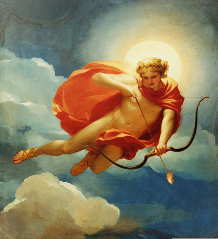 Mengs, Helios as personification of midday, 1765