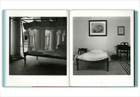 Dayanita Singh, Privacy, 2004, from the book Privacy, with texts by Dayanita Singh and Britta Scmitz, 128 pages, 90 tritone plates, 20 cm x 24 cm, clothbound hardcover with dust jacket