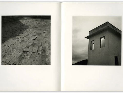 Dayanita Singh, Go Away Closer, 2007, 32 pages book triton plated, 6.2 x 7.8. From the book Go Away Closer