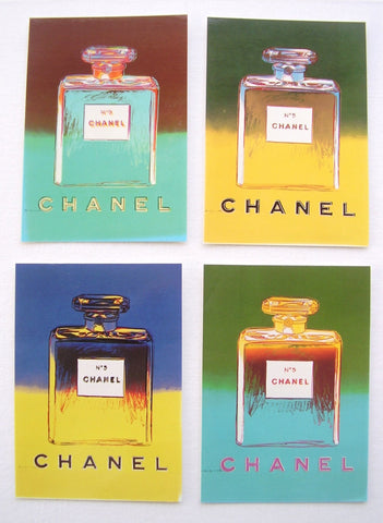 Limited edition Chanel No 5
