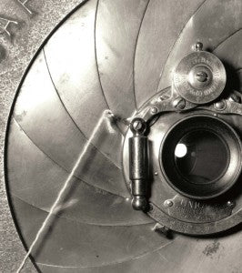 The lens, an early idea that changed photography