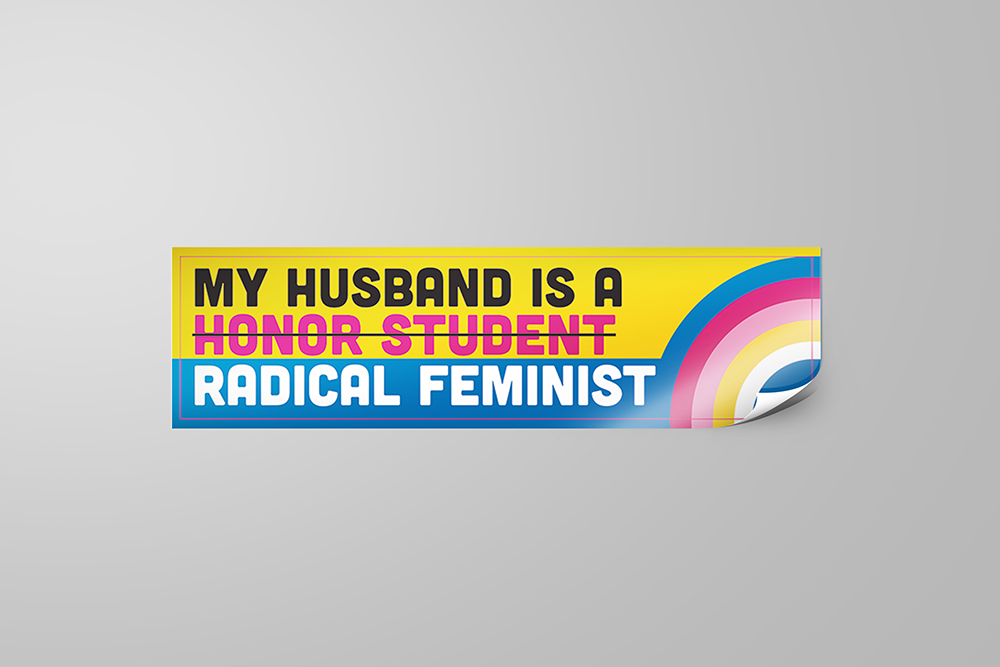 Mom's Bumper Sticker