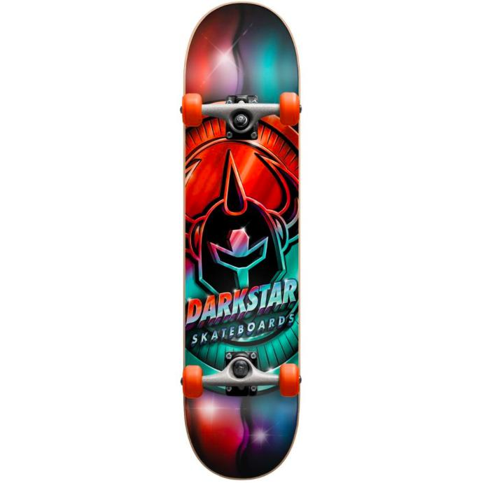 Darkstar Anodize Youth Fp Complete w/soft Wheels 7.25