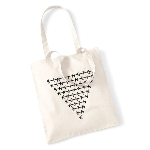 "Tote bag ""Triangle"""