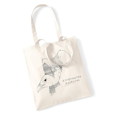 "Tote Bag ""Vultures"""