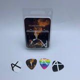 Guitar Picks (4-pack)