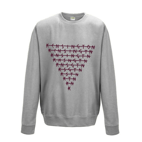 Sweater (unisex, grey)