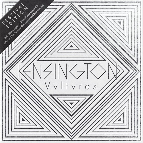 Vultures - Festival Edition (CD)