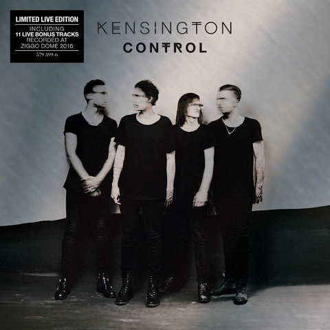 Control (Limited Live Edition) (CD)