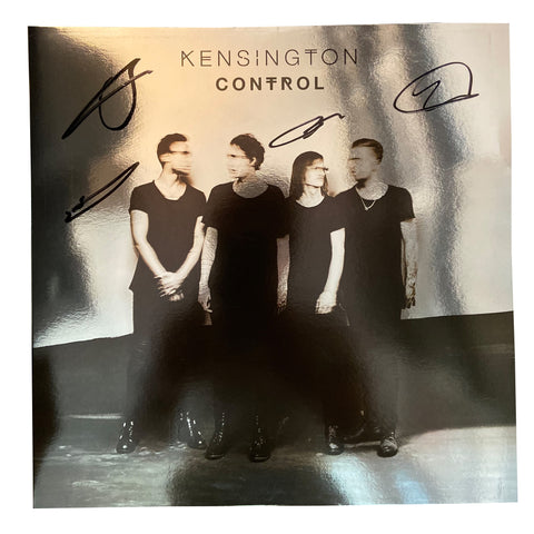 Control (Limited Live Edition) (LP) (Signed)