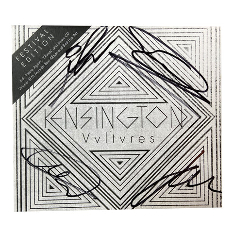 Vultures - Festival Edition (CD) (Signed)