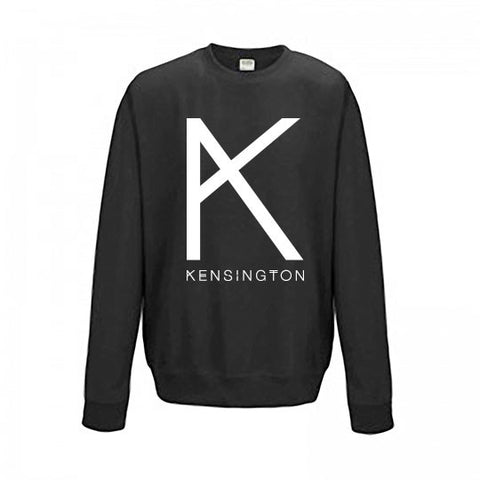 "Sweater ""K"" (unisex, black)"