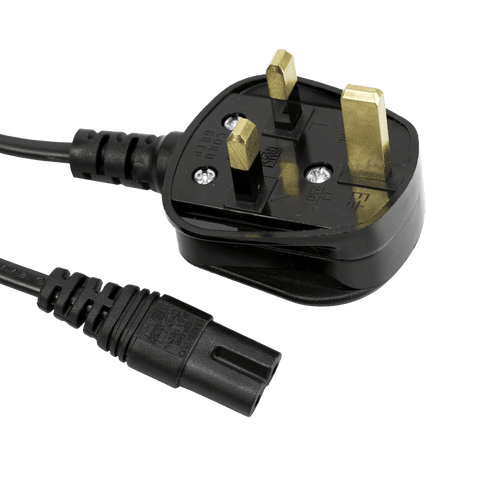 DuraCase - 6 Bay Charger AC Power Cord – UK - Socket Mobile