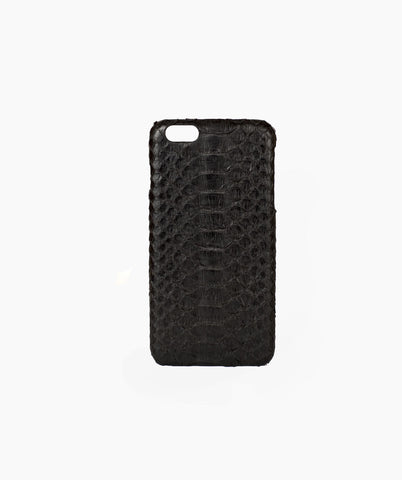 PYTHON IPHONE CASE - BLACK