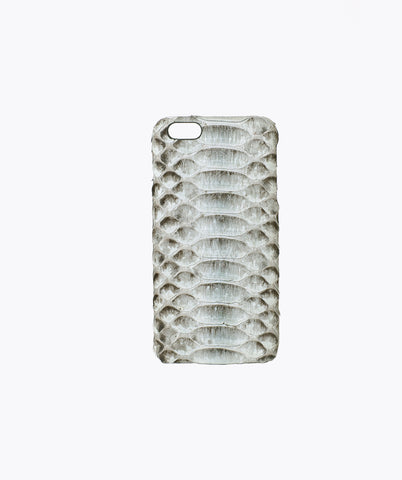 PYTHON IPHONE CASE - NATURAL