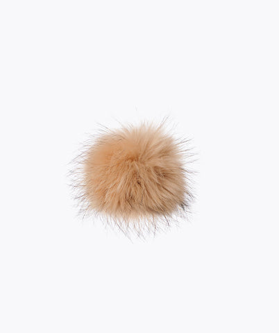 Additional Pom Pom - Apricot