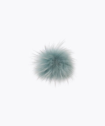 Additional Pom Pom Aqua