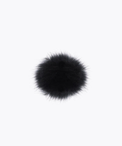 Additional Pom Pom - Black
