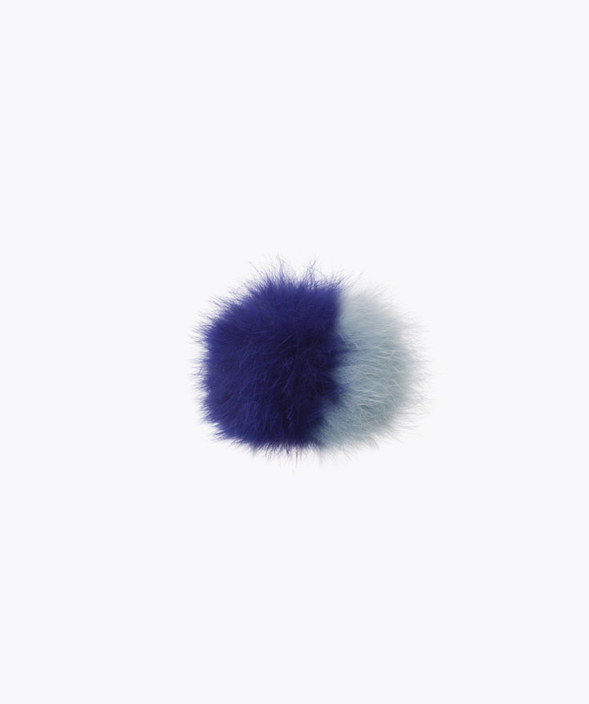 Additional Pom Pom - Blue & Light Blue