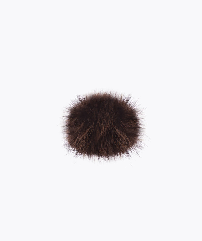Additional Pom Pom - Brown