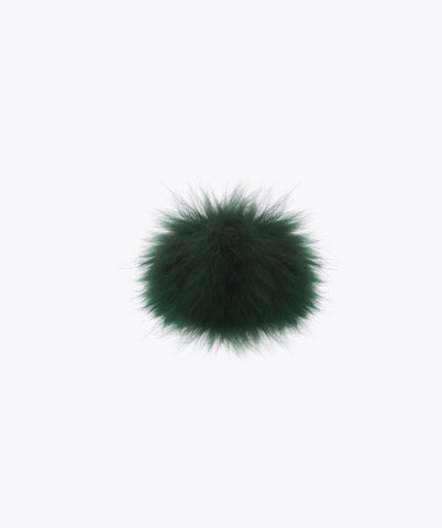 Additional Pom Pom - Emerald Green