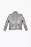 Reckless Ryder Biker - Silver
