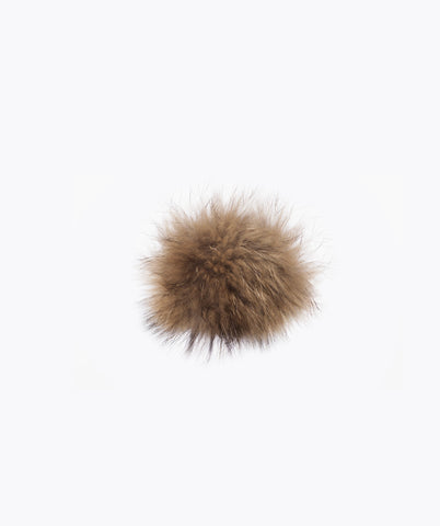 Additional Pom Pom Natural