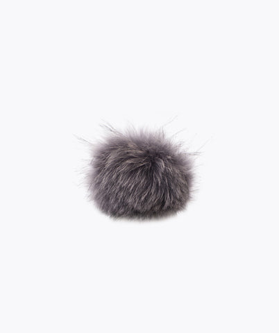 Additional Pom Pom - Silver