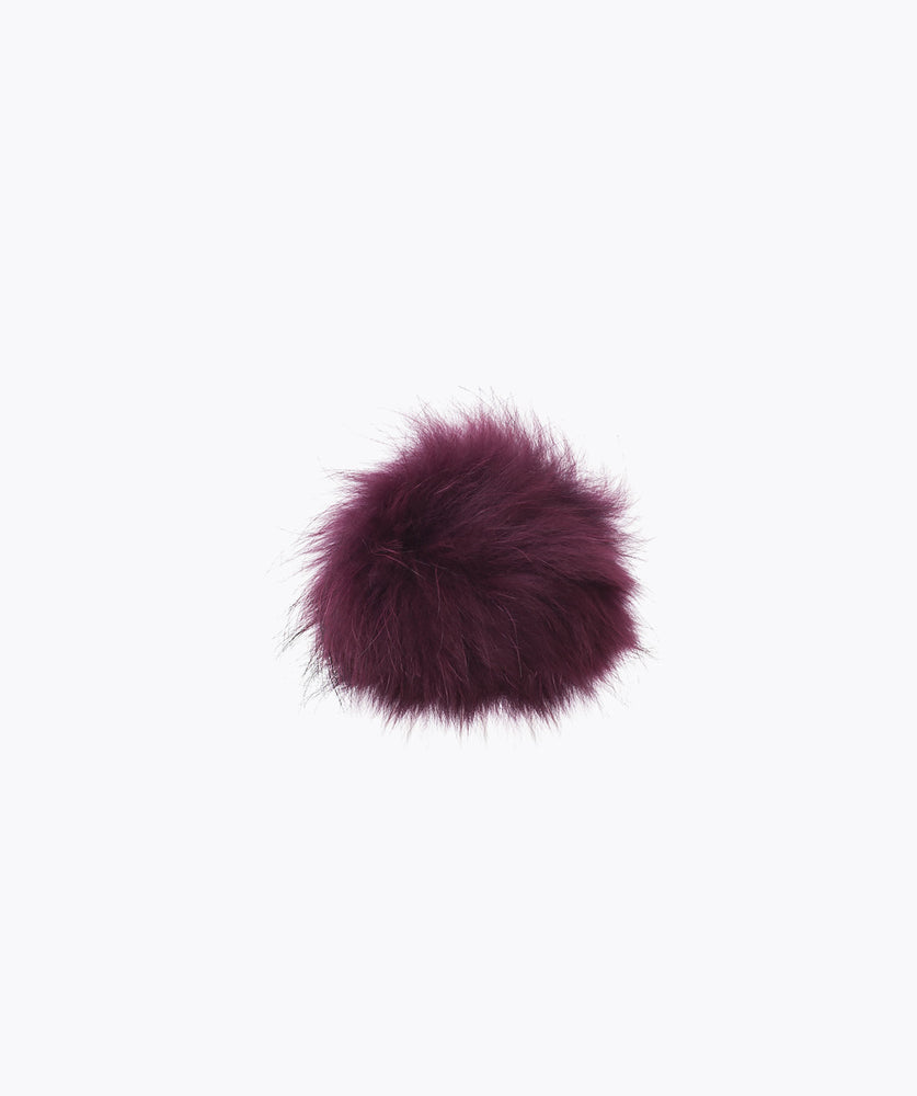 Additional Pom Pom - Wine