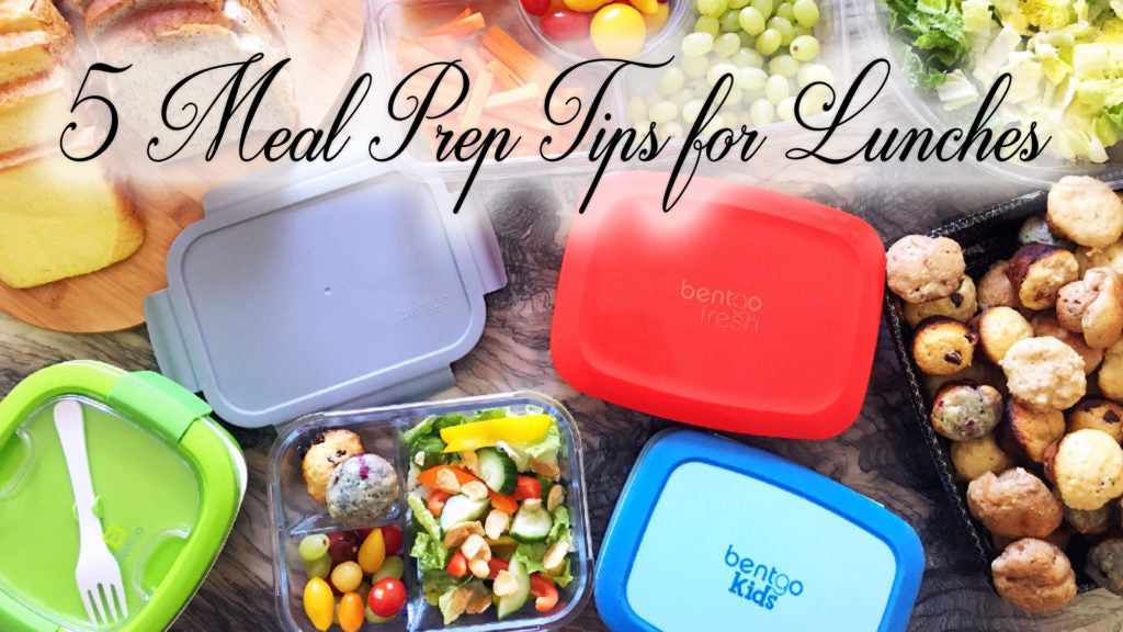 Lunch Box Meal Planning + Giveaway!