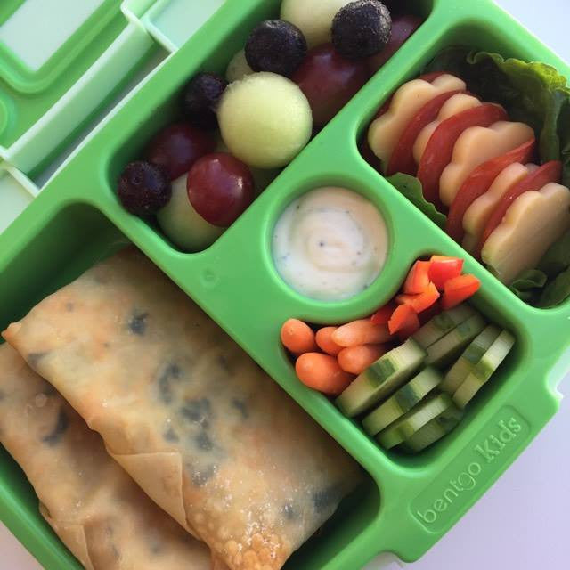 Veggie-Eggy Rolls: A Healthy and Tasty Kid Friendly Lunch