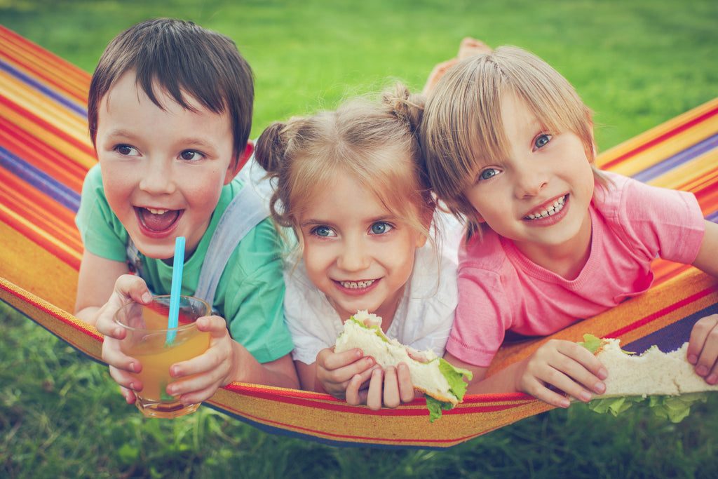 15 Quick and Tasty Summer Camp Lunch Ideas