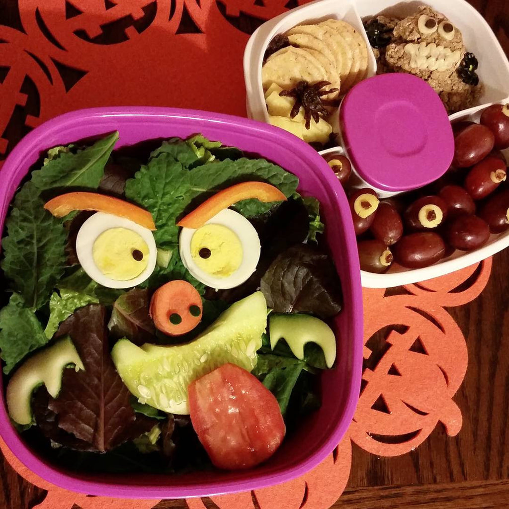 3 Halloween-Inspired Bentgo Lunchboxes