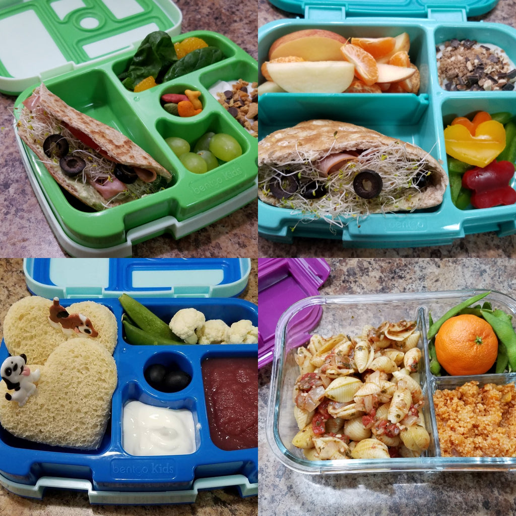 Bella Boo's Family Lunchbox Giveaway